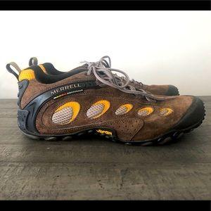 Merrel Vibram traction hiking shoes for men